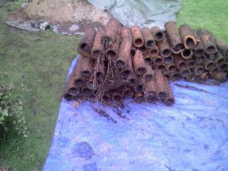 Older drain tiles